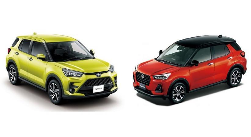 Kehadiran Daihatsu Rocky dan Toyota Raize Tinggal Menunggu Waktu, Intip Spesifikasinya