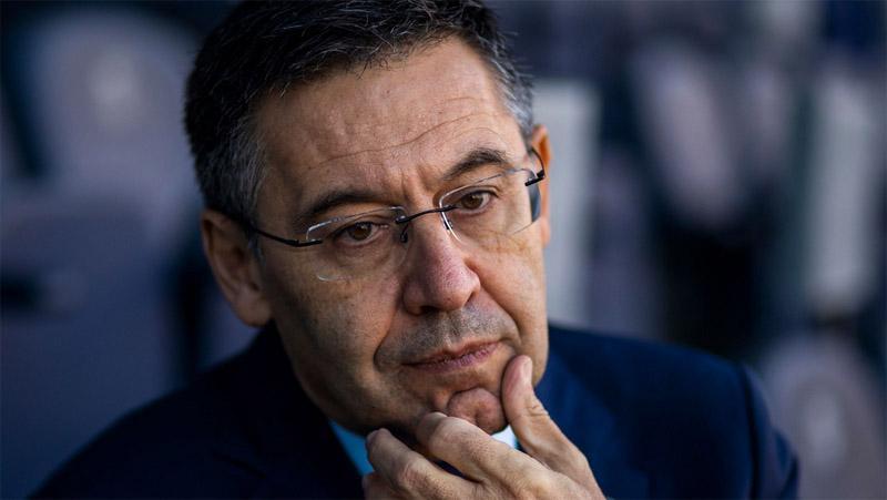 Bayar Jaminan, Josep Maria Bartomeu Bebas dari Kurungan Penjara