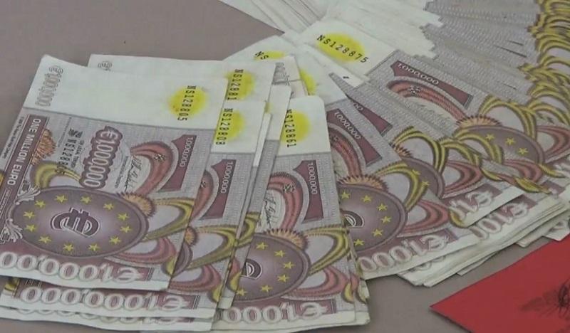 Tangkap Pengedar Uang Asing Palsu, Polisi Amankan Euro Senilai Rp1,7 Triliun