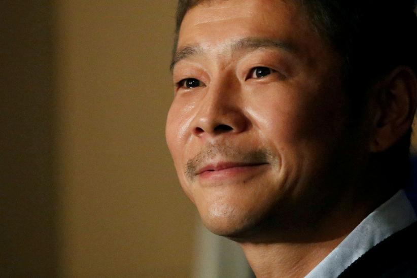 Wow! Miliarder Jepang Cari 8 Orang untuk Diajak Jalan-Jalan Keliling Bulan