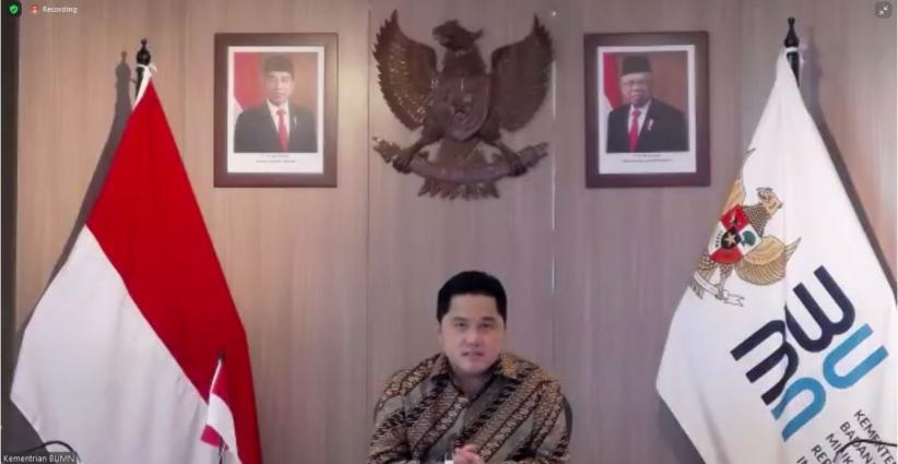 Erick Thohir Rombak Direksi PT PAL Indonesia, Kaharuddin Djenod Jadi Dirut