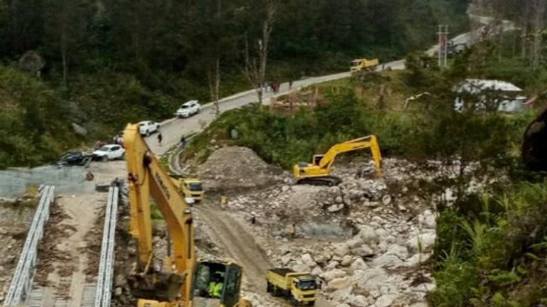 Listrik di Yalimo Sempat Padam, PLN: Karena Akses dari Wamena Terputus