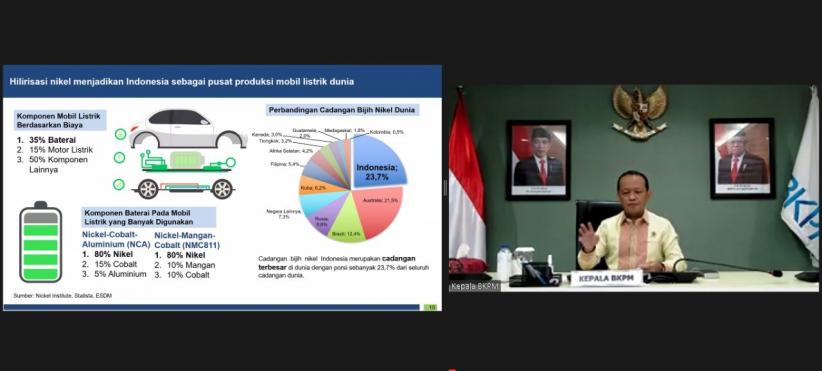 Selain Tesla, BKPM Ajak Volkswagen Investasi Mobil Listrik di Indonesia