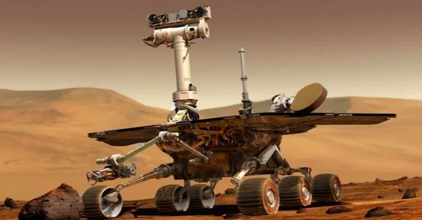 Rover Perseverance Mars Gunakan Prosesor iMac G3 Apple 1998