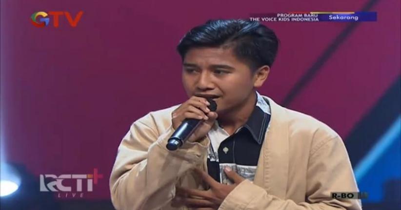 Punya Suara Khas, Zibran asal Bogor Bikin Yura Yunita Meleleh di The Voice Kids Indonesia