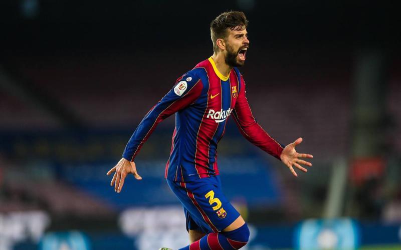 Gagal Menang Lawan Atletico Madrid, Gerard Pique Tetap Yakin Barcelona Juara