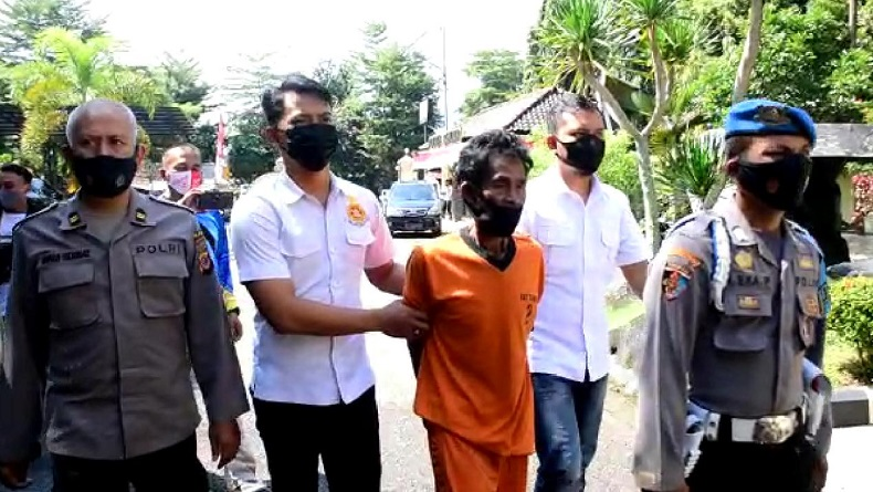 Baru Lulus Sekolah, Remaja di Banjar Ini Digauli Bapak Kandung Sehari 3 Kali