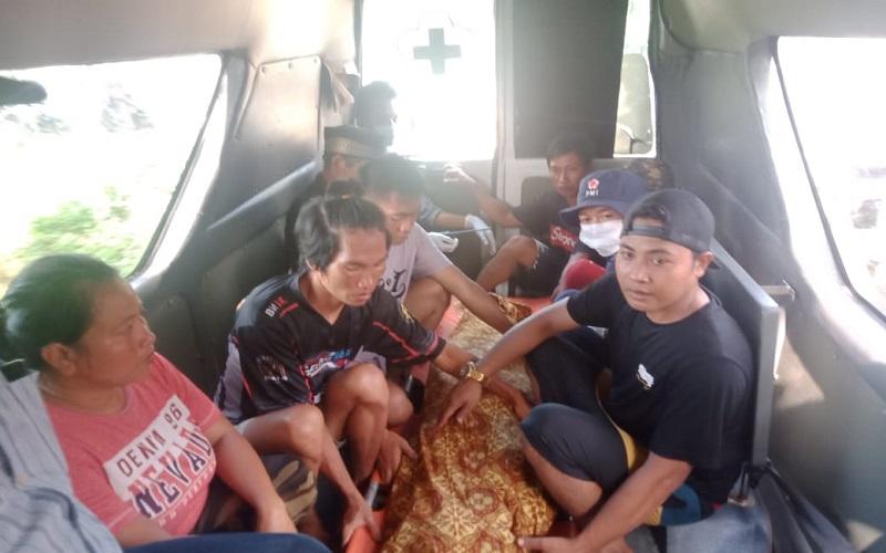 Satu Bocah yang Terseret Air Bah di Lombok Tengah Ditemukan Meninggal Dunia