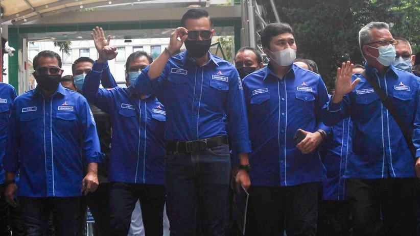 Menohok, Kubu Moeldoko Ingatkan Demokrat AHY Jangan Coreng Muka SBY soal Palestina