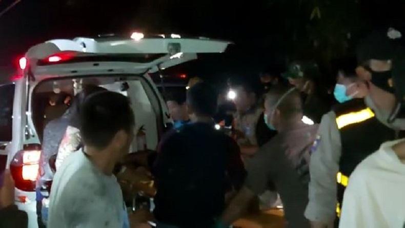 Kecelakaan Bus Masuk Jurang di Wado Sumedang, Para Korban Dievakuasi