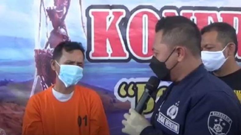 Cetak Uang Palsu untuk Belanja dan Buat Senjata Api Rakitan, Pria di Sergai Ditangkap