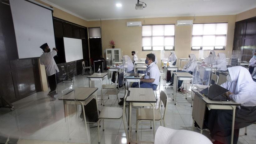PAUD hingga SMA di Tangsel Siap Mulai Belajar Tatap Muka