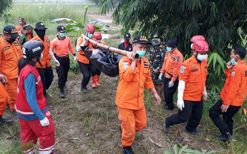 Warga Tegal Hanyut Terbawa Arus Sungai Rambut Ditemukan Meninggal
