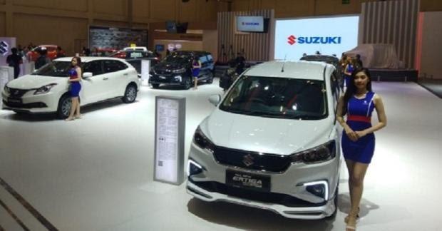 Suzuki Klaim Penjualan Naik 100 Persen sejak Insentif PPn BM Berlaku