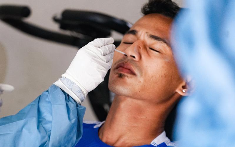 Pemain PSIS Tes Antigen Jelang Berlaga di Piala Menpora, Ini Hasilnya