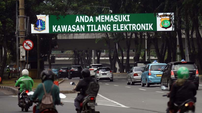 50 Pengendara di Kota Serang Kena Tilang Elektronik, Polisi: Makanya Jangan Melanggar