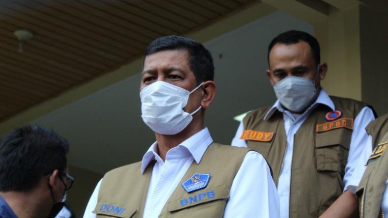 Doni Monardo Imbau Pemda Rawan Bencana Giatkan Siskamling