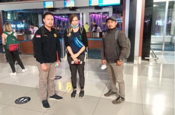 Salahi Izin Tinggal, Warga Ceko Dideportasi Imigrasi Bali