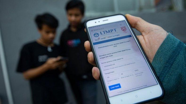 61 Siswa Penerima Program Keluarga Harapan di Lampung Lulus SNMPTN