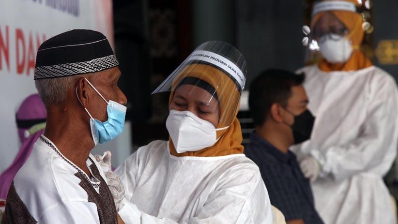 3.000 Guru Madrasah di Lampung Akan Disuntik Vaksin Covid