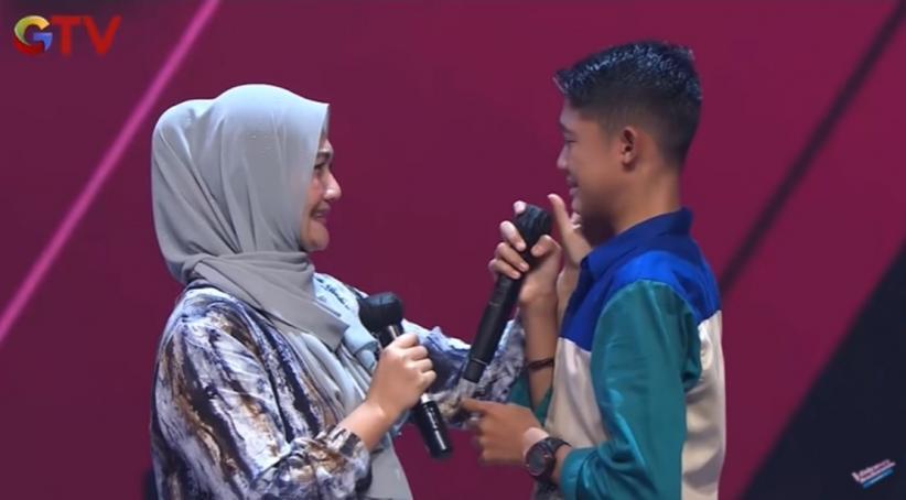 Farel Ibnu The Voice Kids Indonesia: Anak Driver Ojol Yang Jadi Pusat Perhatian Netizen