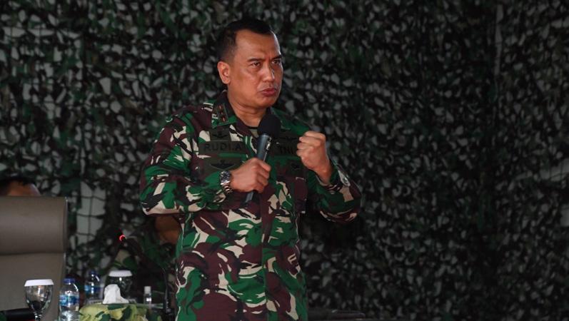 Kunjungi Arhanud, Pangdam IV/Diponegoro: Jangan Pernah Kau Takut dengan Saya