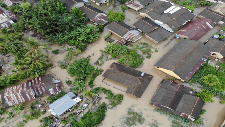 Hujan Sebentar, Ratusan Rumah di Pangkalpinang Kebanjiran