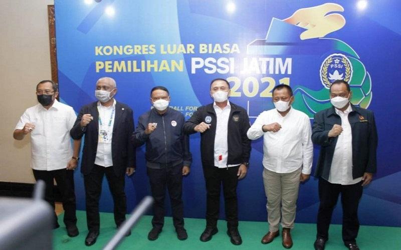 Ketua PSSI Iwan Bule Tegaskan Liga 1 Akan Digelar Juni 2021