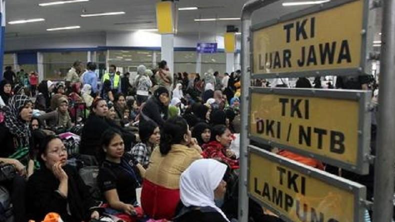 3.000 Pekerja Migran asal NTB Dipulangkan dari Malaysia akibat Dampak Covid-19
