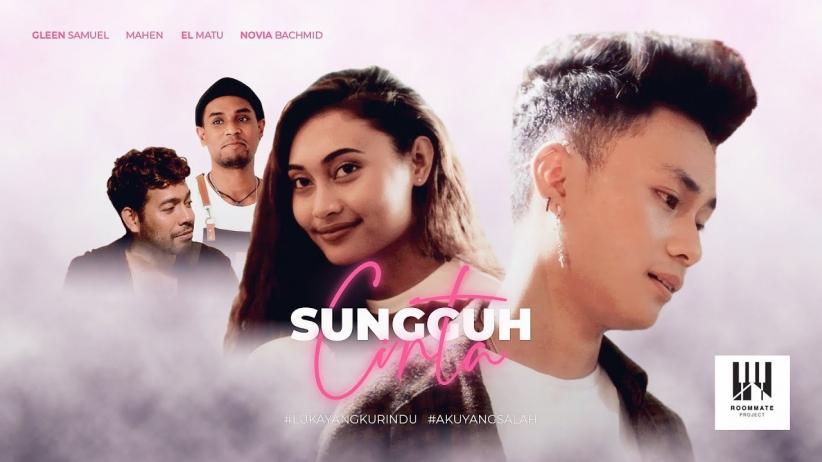 Film Sungguh Cinta Karya Glenn Samuel, Mahen, El Matu, dan Novia Bachmid Tuai Pujian Penggemar