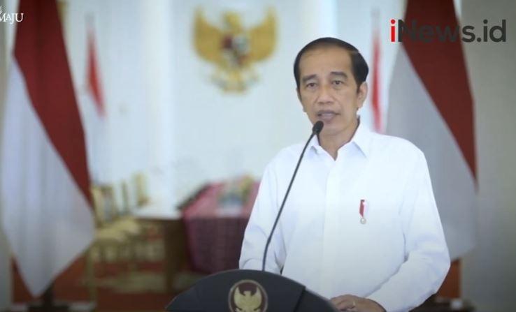 Peringatan Jumat Agung, Jokowi: di Balik Kesulitan akan Ada Kemudahan bagi Umat Manusia