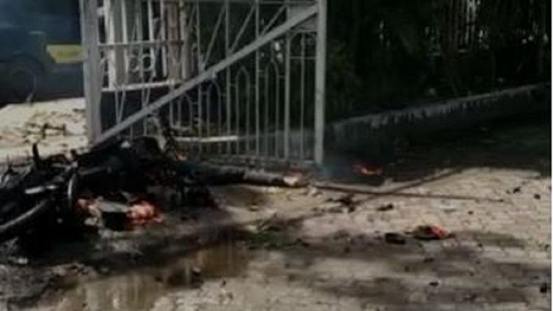 Bom di Gereja Katedral Makassar, Satu Orang Tewas di Tempat