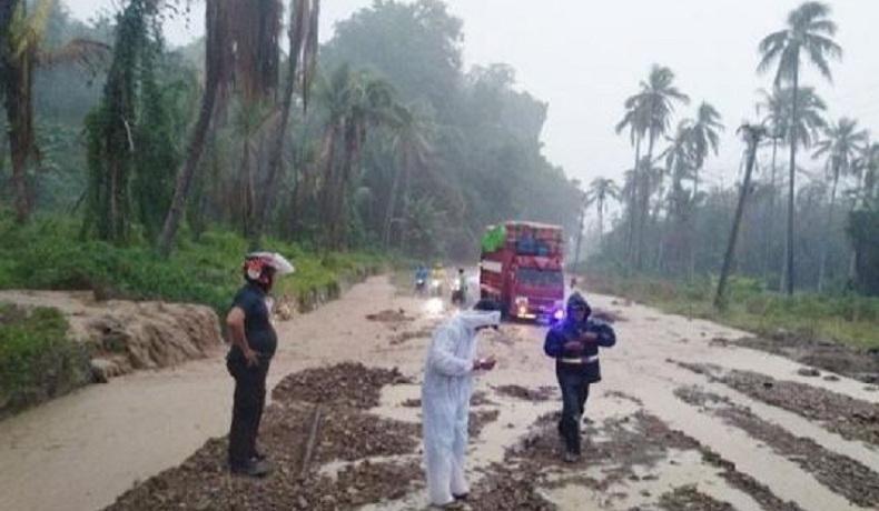 Banjir dan Longsor Landa 2 Kecamatan di Bolmong Utara