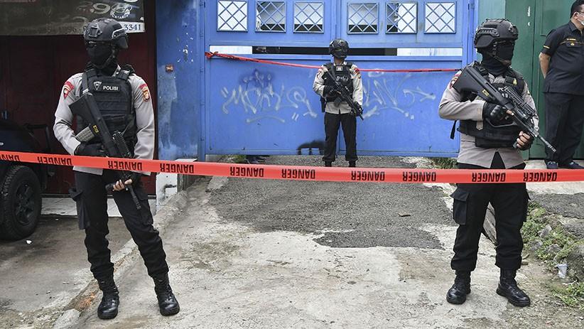 Terduga Otak Bom Bunuh Diri di Gereja Katedral Makassar Ditangkap