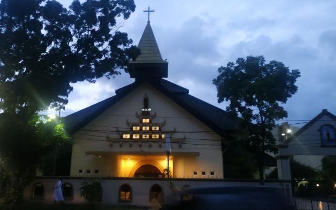 Cegah Teror Bom, Polda Sumbar Perketat Pengamanan Seluruh Gereja