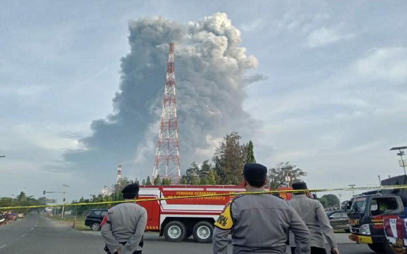 Kebakaran Kilang Pertamina Balongan Indramayu, 3 Tangki Premium Ludes