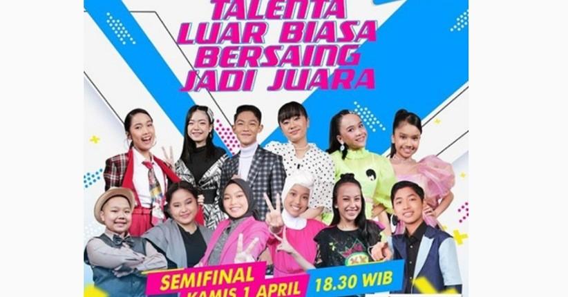Isyana Sarasvati Kagum Melihat Prestasi Para Semifinalis The Voice Kids Indonesia