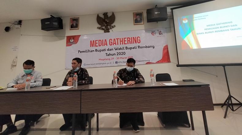 Dana Pilkada Sisa Rp850 juta, KPU Rembang Segera Kembalikan ke Kas Daerah