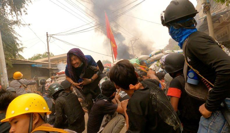 Krisis Kemanusiaan di Myanmar, Petugas Palang Merah Ditangkap, Diintimidasi, dan Dianiaya