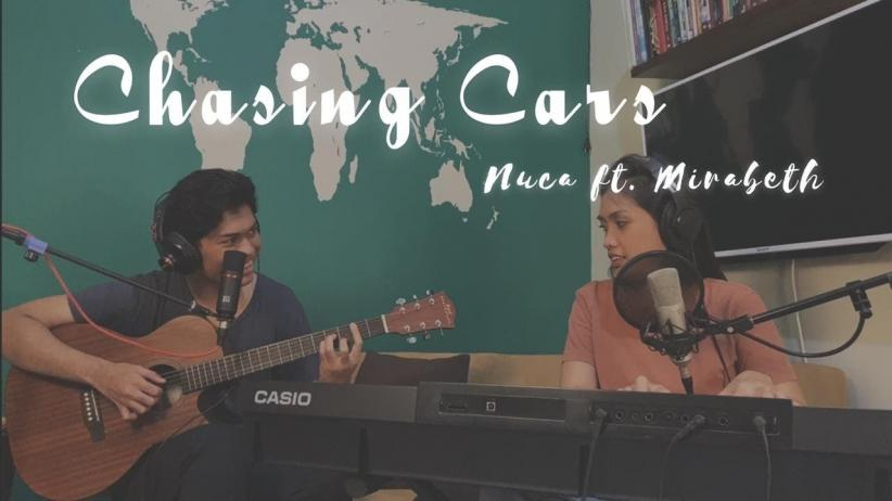 Jebolan Indonesian Idol X, Nuca dan Mirabeth Reuni Cover Lagu Bareng