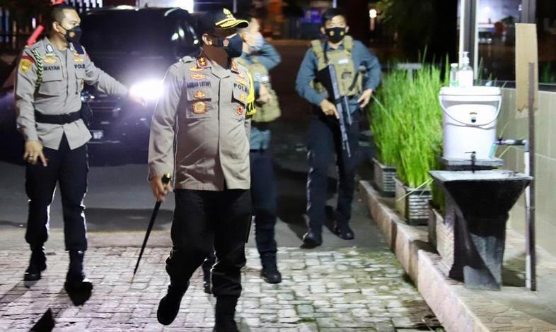 Kapolda Jateng Sidak Pengamanan di 3 Markas Kepolisian, Ada Apa?