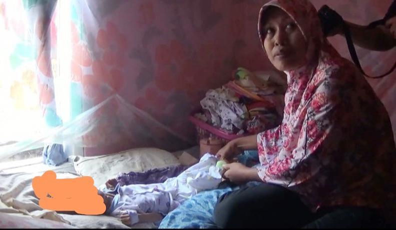Kisah Pilu Perjuangan Ibu Rawat Bocah 9 Tahun Terbaring Tak Berdaya di Kamar