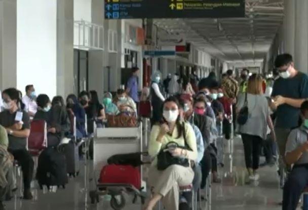 Positif Covid-19, Puluhan Calon Penumpang di Bandara Juanda Gagal Terbang