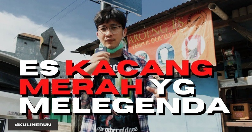 Mengenal Es Legendaris di Belinyu Bangka Belitung, Jajanan Masa Kecil Faiz MasterChef Indonesia