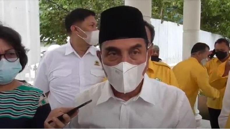 Harga BBM di Sumut Naik, Gubernur Edy Rahmayadi: Nanti Pertamina Kita Tegur