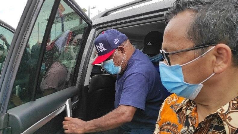 Gubernur Lukas Enembe Ungkap Alasan Masuk Papua Nugini secara Ilegal