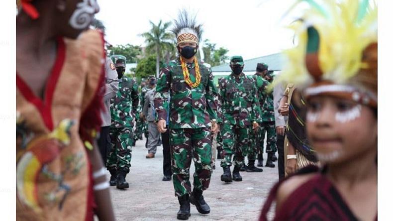 Panglima TNI: SMA Pradita Dirgantara Jadi Role Model Pendidikan di Papua dan Papua Barat