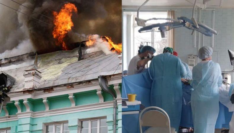 Heroik, Dokter Korbankan Nyawa Operasi Pasien Jantung saat Rumah Sakit Terbakar