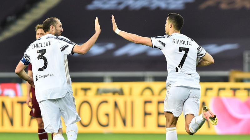 Untung Ada Cristiano Ronaldo, Torino Vs Juventus Imbang