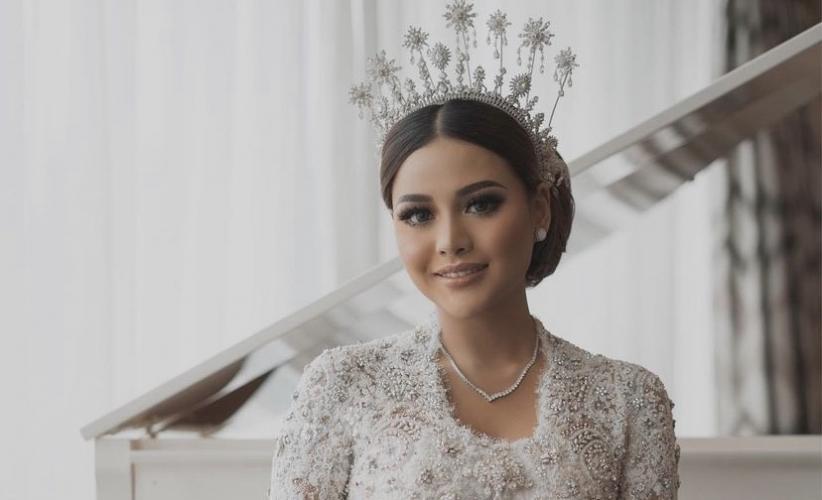 Kalung Aurel Hermansyah saat Akad Nikah Mirip dengan Punya Nagita Slavina, Harganya Miliaran?